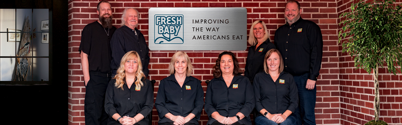 Fresh Baby Nutrition Education Products